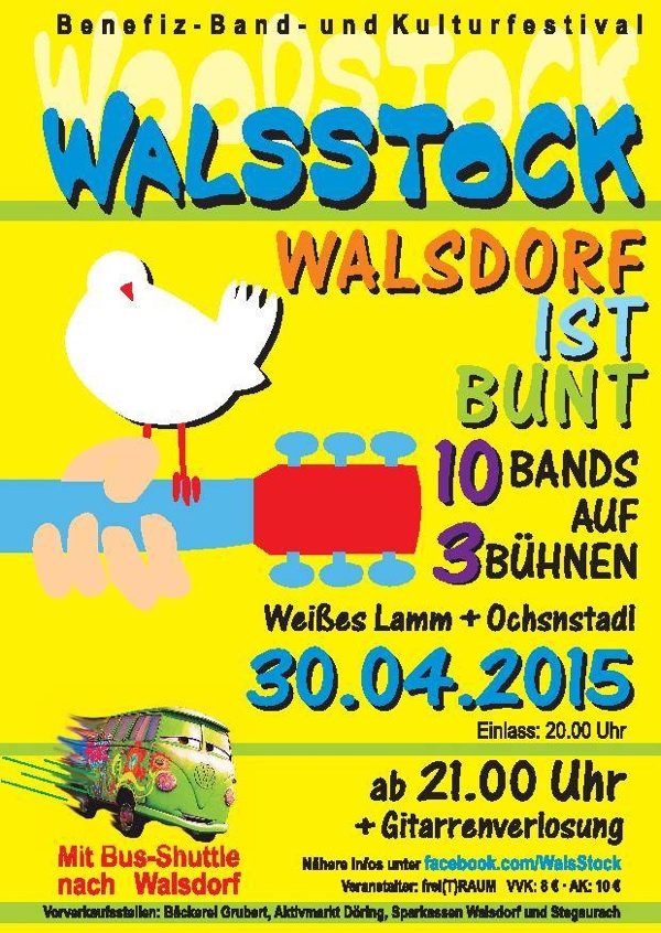 Walsstock
