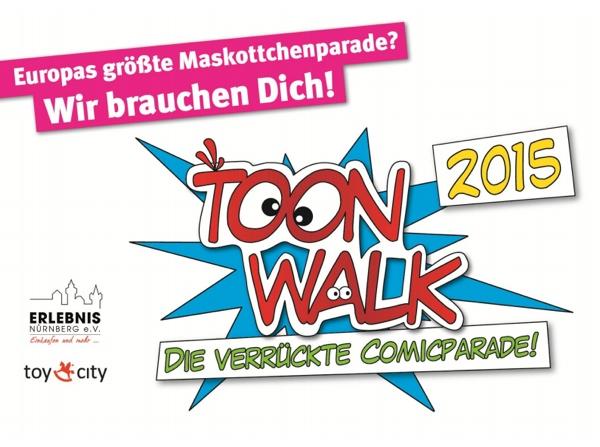 Toonwalk 2015