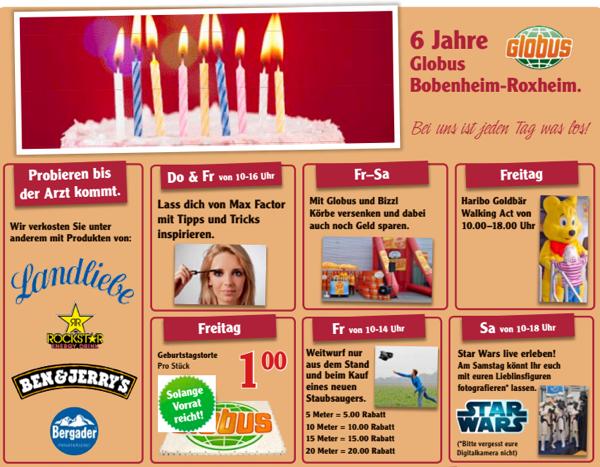Globus Bobenheim